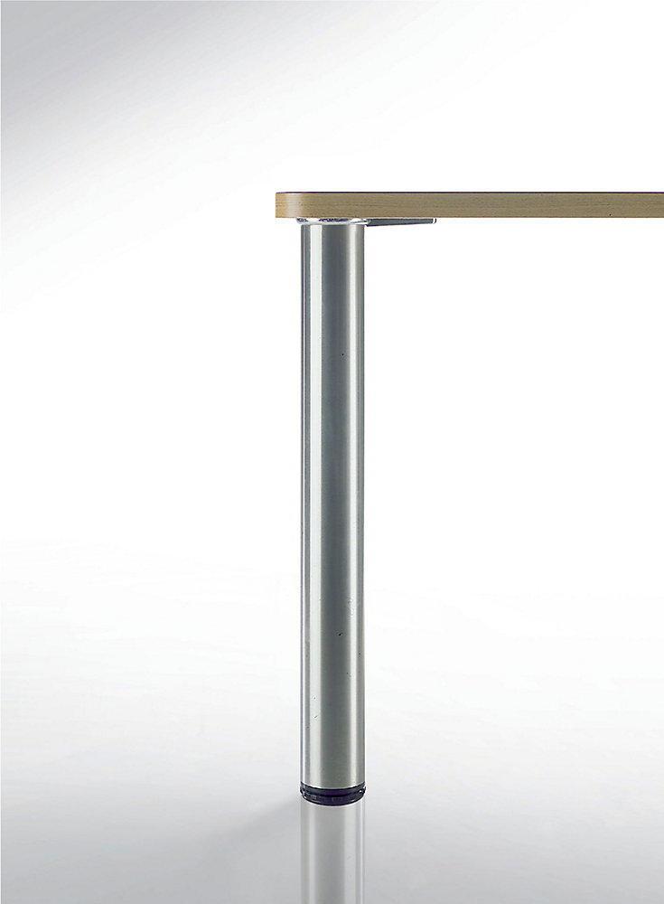 710 mm (28in) - Adjustable Table Leg - 6207
