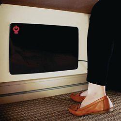 Cozy Products Chauffage de sécurité personnalisé de 200 Watt pour bureau, design plat