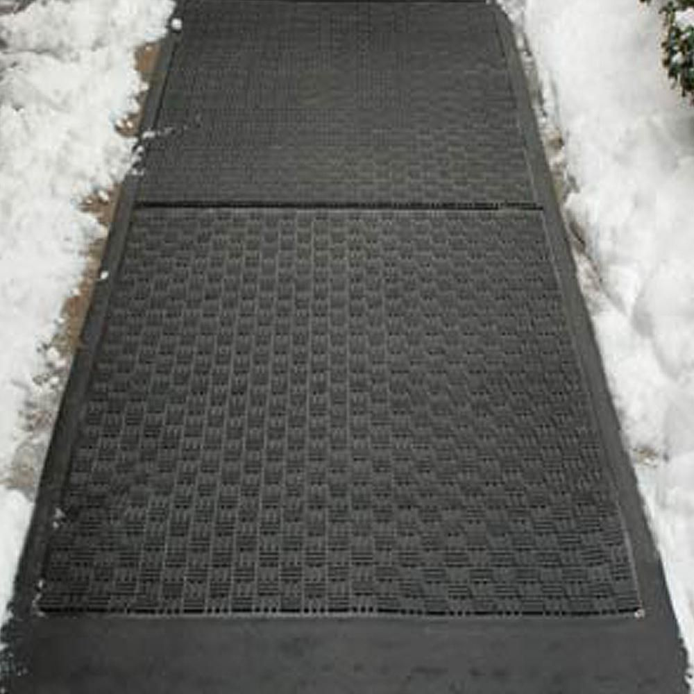 Cozy Products Ice-Away Heated Mat Ice And Snow Melting Mat