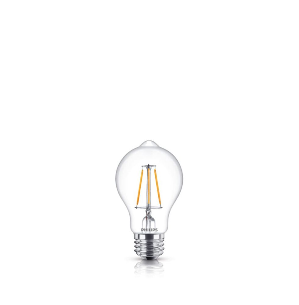 Philips LED 60W A19 Filament Daylight