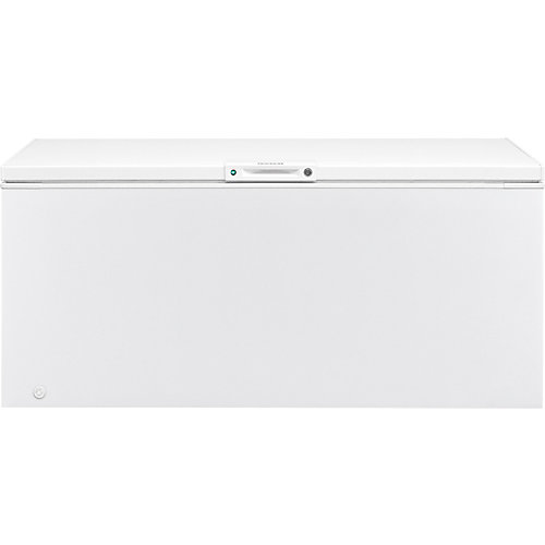 19.8 cu. ft. Chest Freezer in White