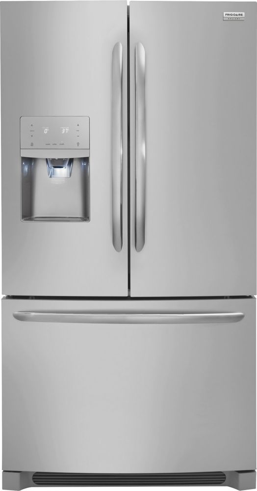 Frigidaire Gallery 21.7 Cu. Ft. Counter Depth French Door Refrigerator - ENERGY STAR®