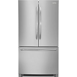 36-inch 27.6 cu.ft. French Door Refrigerator in Stainless Steel - ENERGY STAR®