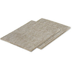 FELTAC Heavy-Duty Self-Adhesive Sheet Felt Pads