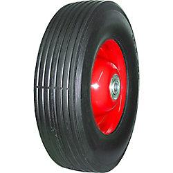 Richelieu Semi-Pneumatic - Metal Hub Wheel