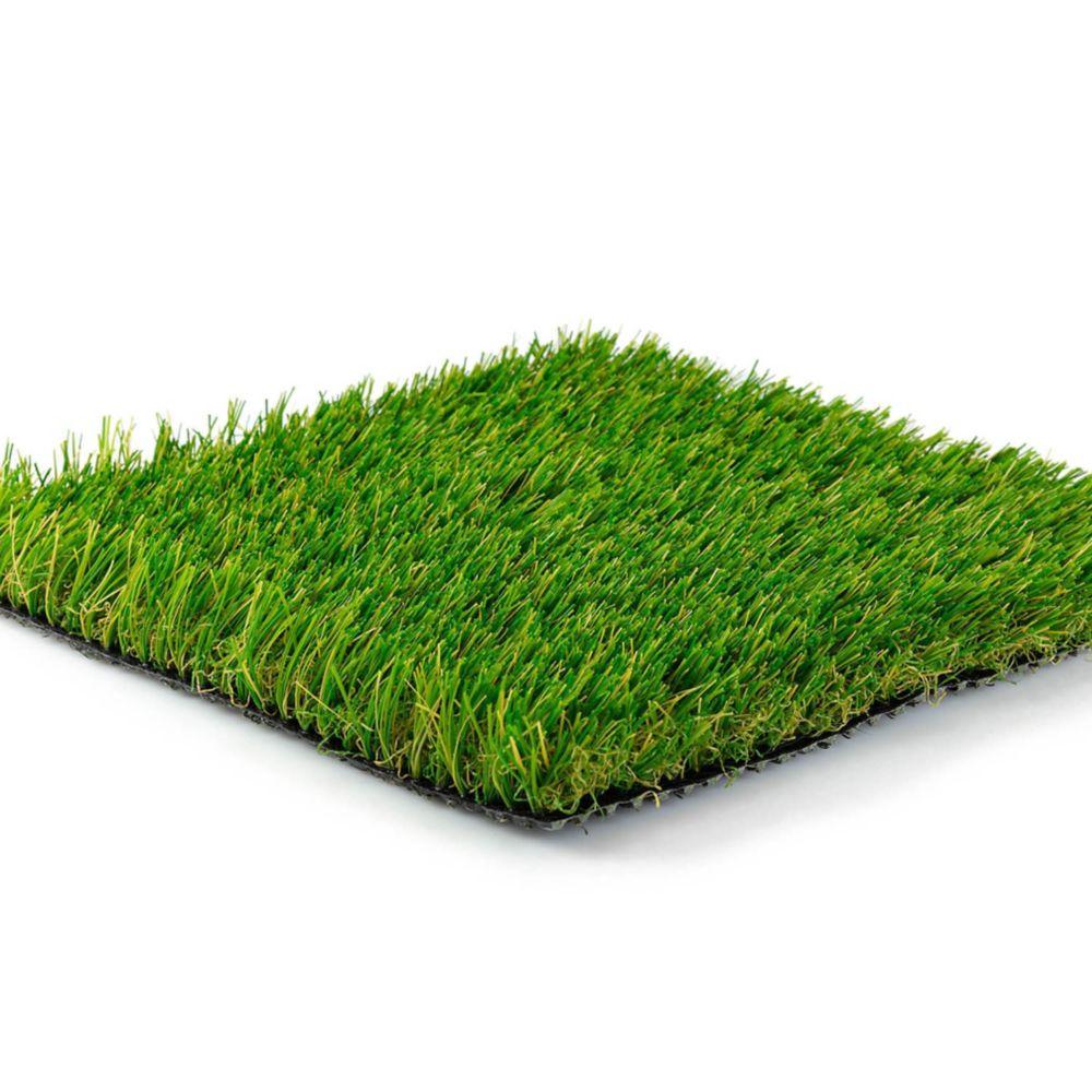 Greenline Gazon artificiel Greenline Classic Premium 65 Printemps pour paysagement extérieur (échantillon)