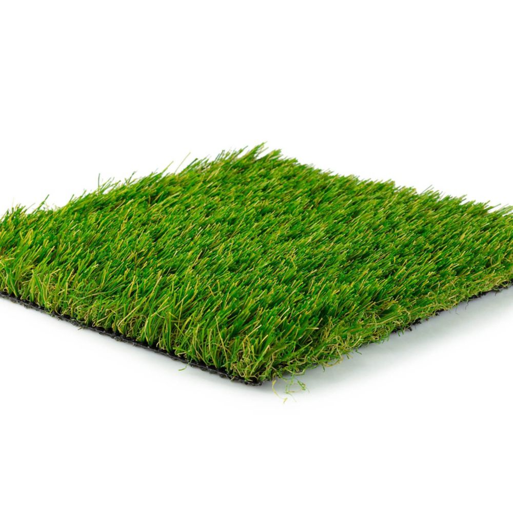 Greenline Classic Pro 82 Spring Artificial Grass for Outdoor Landscape (Sample)