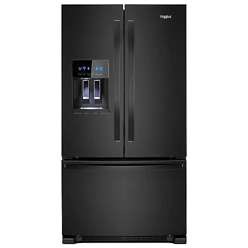 Réfrigérateur à portes françaises Whirlpool®, 36 po, 25 pi3 - ENERGY STAR®