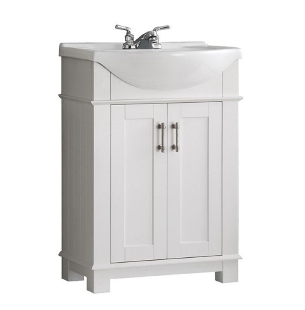 Bathroom Vanities Modern Rustic Amp More The Home Depot