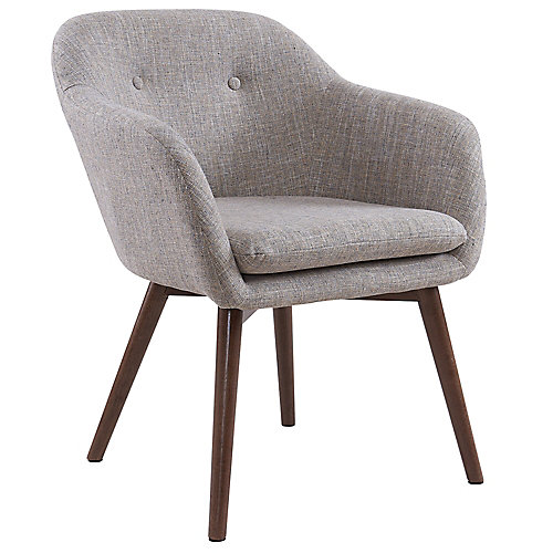 Minto Accent Chair in Beige Blend