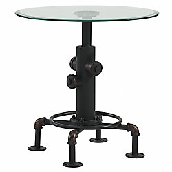 !nspire BRONX-ACCENT TABLE-ANTIQUE BLACK