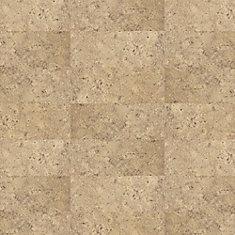 Plancher de liège Ivorie 5-1/2 po  x 36 po (10.92 Pi. carré par caisse)