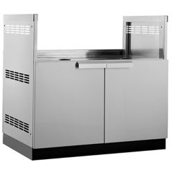 NewAge Products Inc. Classic 40-inch W x 23-inch D Outdoor Kitchen Stainless Steel Insert BBQ Stainless Steel