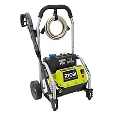 1800PSI 1.2 GPM Electric Pressure Washer