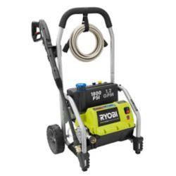 RYOBI 1800PSI 1.2 GPM Electric Pressure Washer