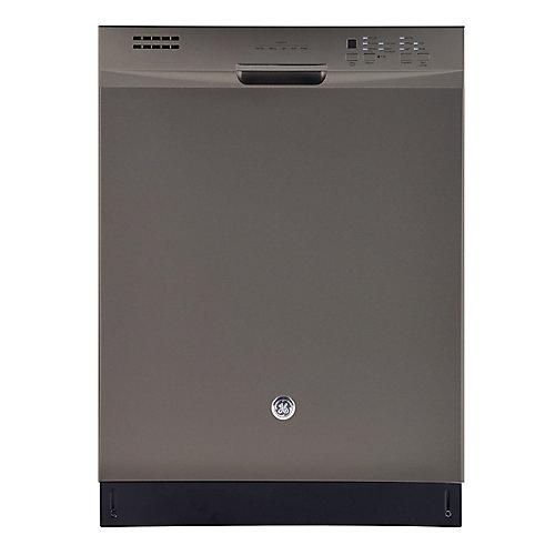 Lave-vaisselle encastré de 24 po avec cuve haute en acier inoxydable en ardoise - ENERGY STAR®