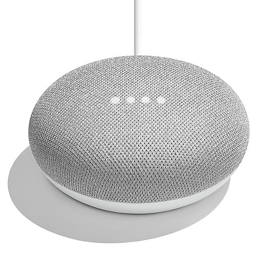 Home Mini-haut-parleur intelligent Google Home avec assistant, craie