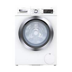 800 Series - 24 inch Compact Washer w/ Home Connect - Plugs Into Dryer (See Installation Manual)