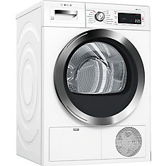 800 Series - 24 inch Compact Dryer w/ Home Connect - ENERGY STAR®