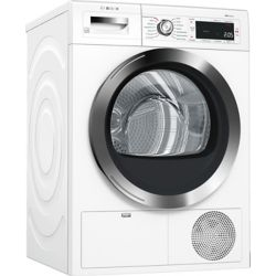 Bosch 800 Series - 24 inch Compact Dryer w/ Home Connect - ENERGY STAR®