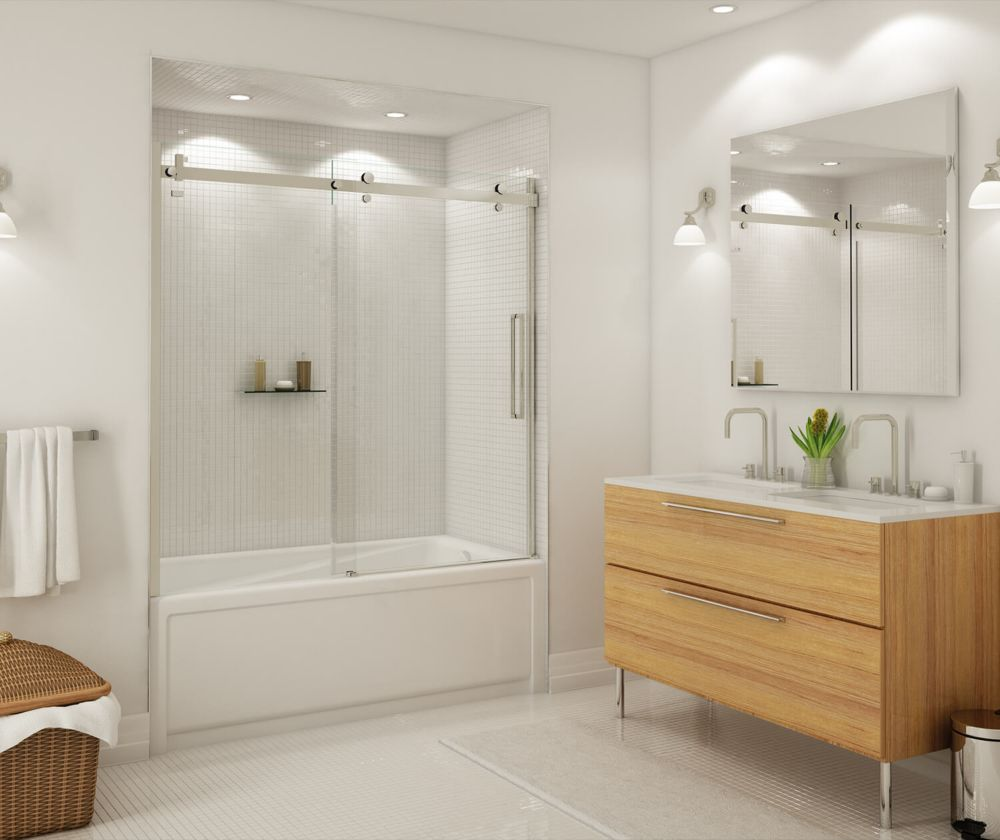 portes de baignoire home depot canada. Black Bedroom Furniture Sets. Home Design Ideas