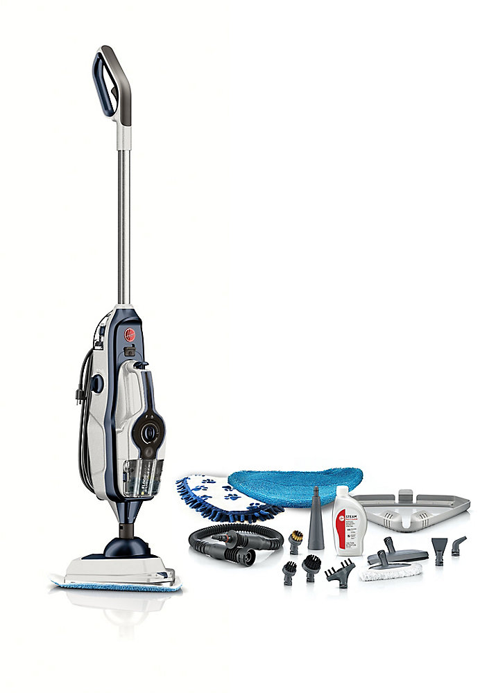 SteamScrub 2-in-1 Steam Mop