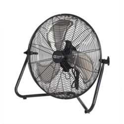 Commercial Electric 20-inch High Velocity Floor Fan