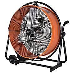 24-inch High Velocity Orbital Drum Fan