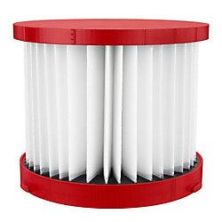 Milwaukee Tool Remplacement du filtre HEPA humide / sec pour les modèles 0780-20 et 0880-20
