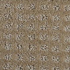 Traverse Toole 12 ft. x Custom Length Textured Carpet