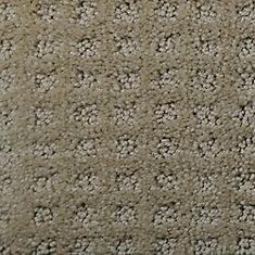 Moquette texturée Traverse, 12 pi x longeur sur mesure, traverse gable