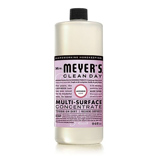 Mrs. Meyers Clean Day Multi-Surface Concentrate (Lavender)