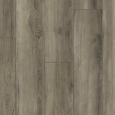 Sanded Oak 12 mm Thick x 8.03-inch W x 47.64-inch L Laminate Flooring (13.28 sq. ft. / case)