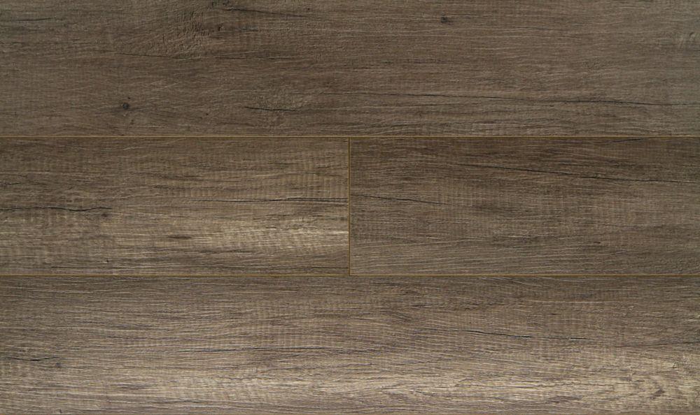 Lifeproof Pebble Oak 12mm x 7.48-inch W x 47.72-inch L Water-Resistant Laminate Flooring (19.80 sq.ft. / case)