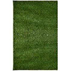 Lanart Rug Grass Shag Green 12 ft. X 72 ft. Outdoor Rug