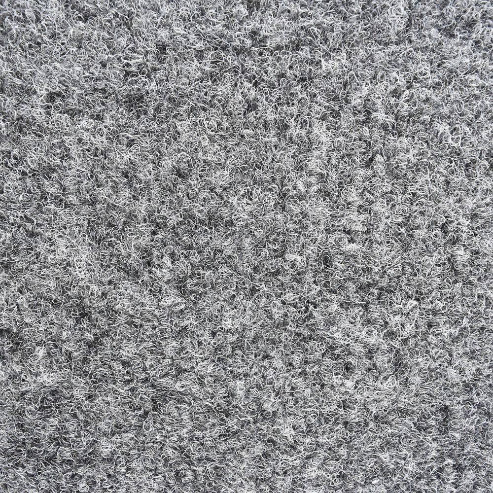 Lanart Rug Grey Atrium 12 feet by Custom Length Carpet Roll