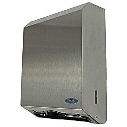 Frost Distributeur d'essuie-mains à plis multiples, acier inoxydable