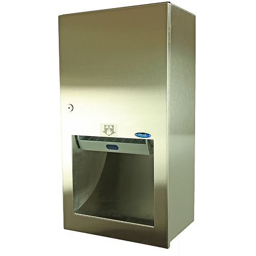 Frost Hands Free Surface Mounted Paper Towel Dispenser