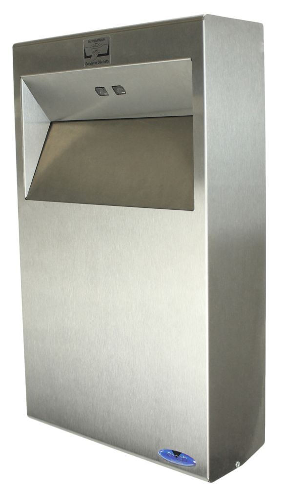 Automatic Napkin Disposal Stainless Steel