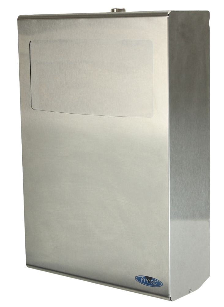 Frost Napkin Disposal, Manual, Surface Mounted