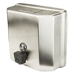 Frost Stainless Steel Soap Dispenser Profile