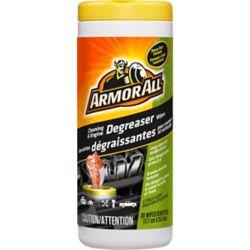 Armor All Serviette nettoyantes et dégraissantes pour moteur 30ct