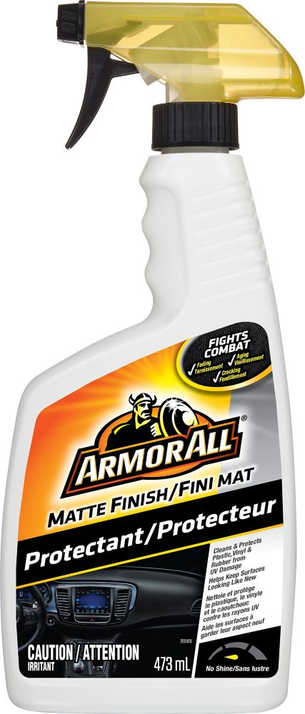 Armor All Matte Finish Protectant Spray 473ml