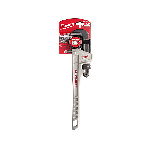 14 inch Aluminum Pipe Wrench