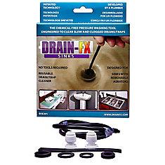 Drain-FX Sinks Drain Unclogging Tool
