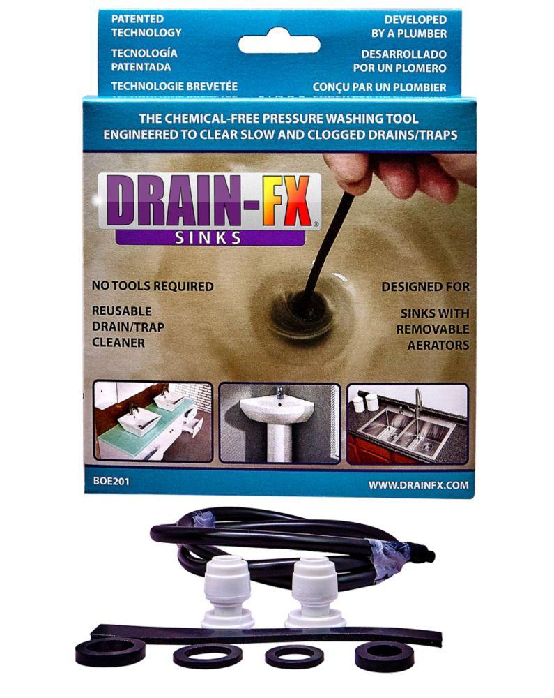 Drain-Fx Drain-FX Sinks Drain Unclogging Tool
