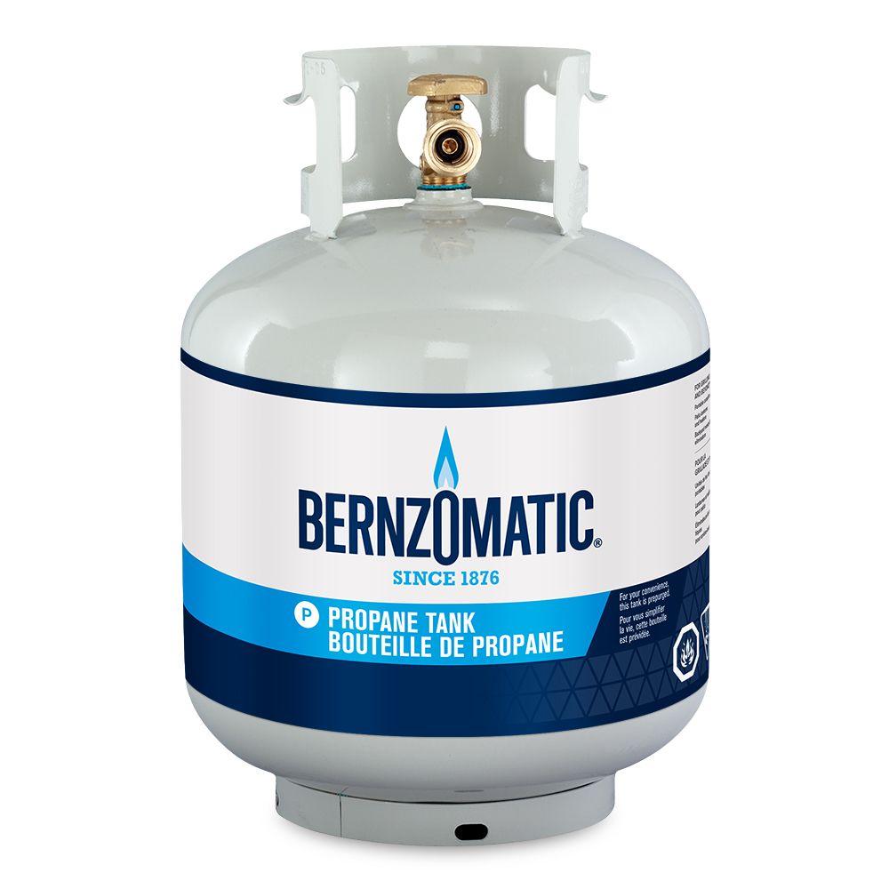 Bernzomatic 20 lb. Empty Propane Tank