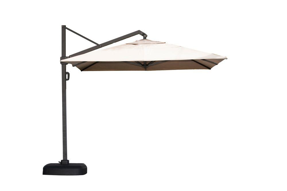 coast 10ft x 13ft offset umbrella 10 Ft Umbrella Base
