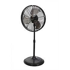 20-inch High Velocity Shroud Stand Fan