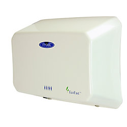 Frost Ecofast Automatic Hand Dryer White Finish